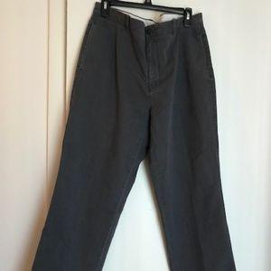 men's J. Crew khaki pants size 36/30 LIKE-NEW
